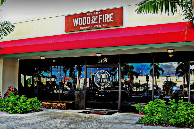 Wood & Fire Restaurant